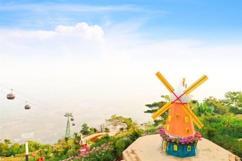 Tây Ninh - Hành trình chinh phục nóc nhà Nam Bộ (Nhóm 4 khách)