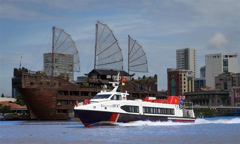 Hành trình xanh Cần Giờ (Tàu cao tốc) - Khám phá KDL Sinh thái Dần Xây - Vàm Sát (Nhóm 4 khách)