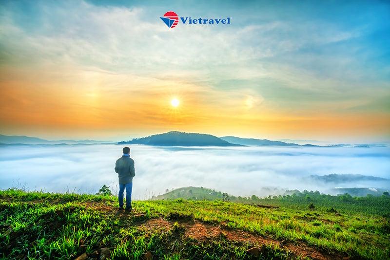 Săn mây phố núi Đà Lạt